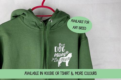 Best Dog Mum Clothing