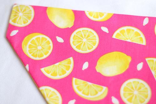 Pink Lemonade Bandana
