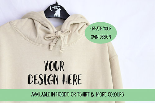 Create Your Own Clothing