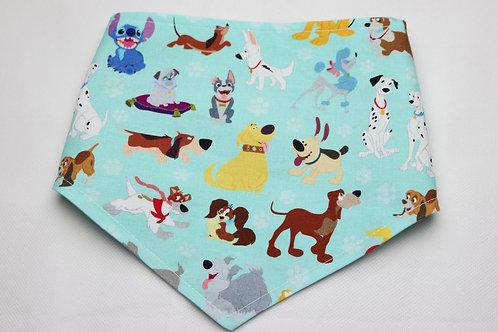 Dogs of Disney Bandana