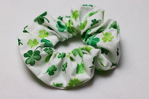 Luck of the Irish Scrunchie
