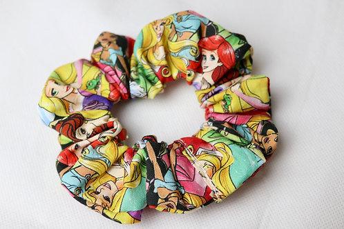 Disney Princesses Scrunchie