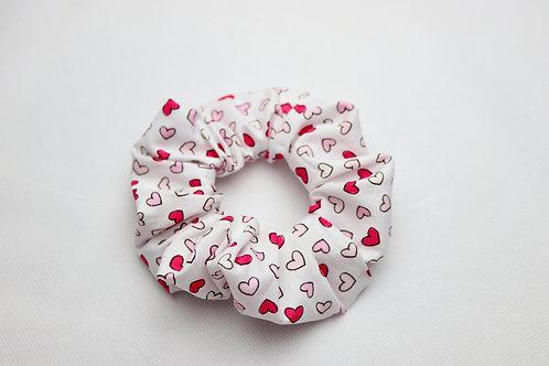 Full Hearts Scrunchie