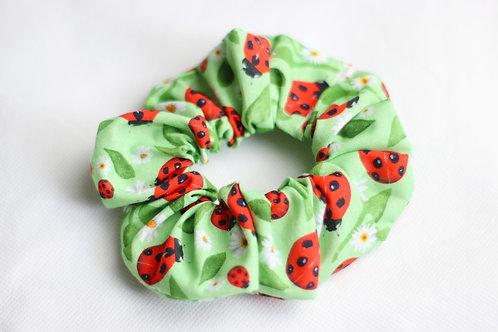 Love Bug Scrunchie