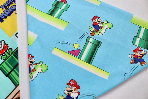 Super Mario Bros Bandana