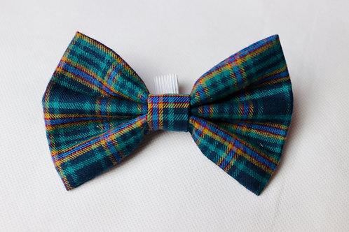 Highland Tartan Bow