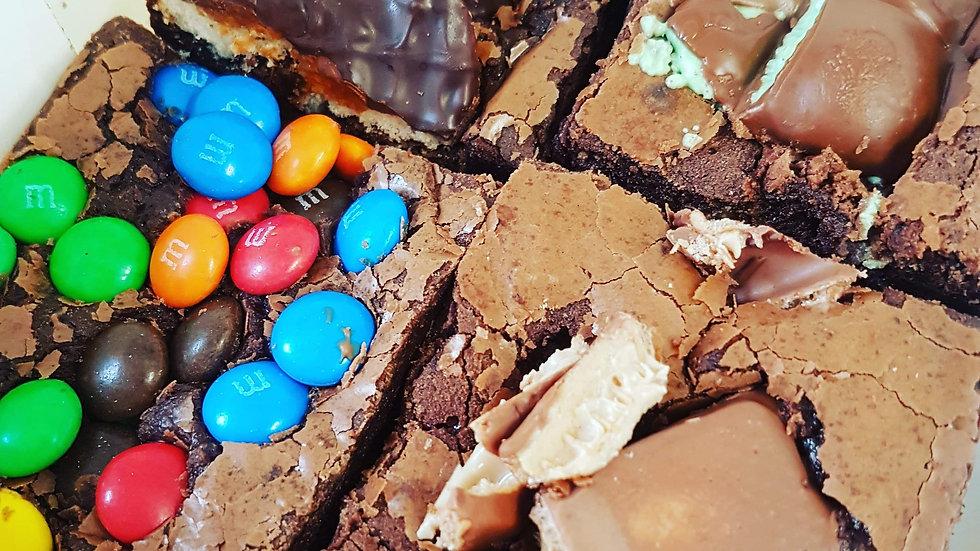 4 x  Mixed Brownie Box