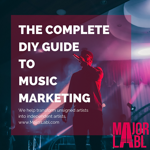 The Complete Guide To Music Marketing