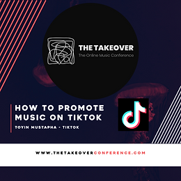 TIKTOK The Takeover Conference