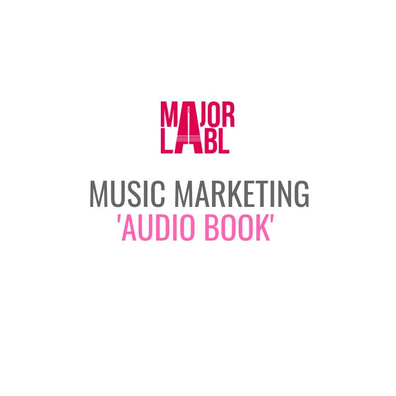 Effective Music Marketing - Audio Book