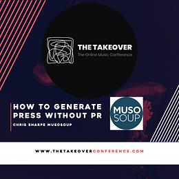 Musosoup The Takeover Conference