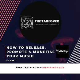 CD Baby The Takeover Conference