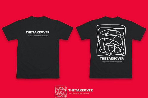 The Takeover Festival Small T-Shirt