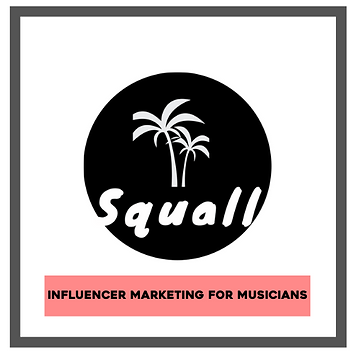Squall Influencer Marketing