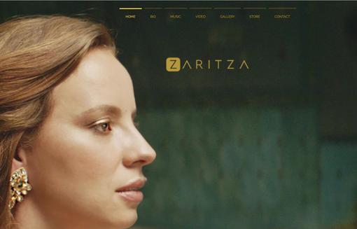 Zaritza Website