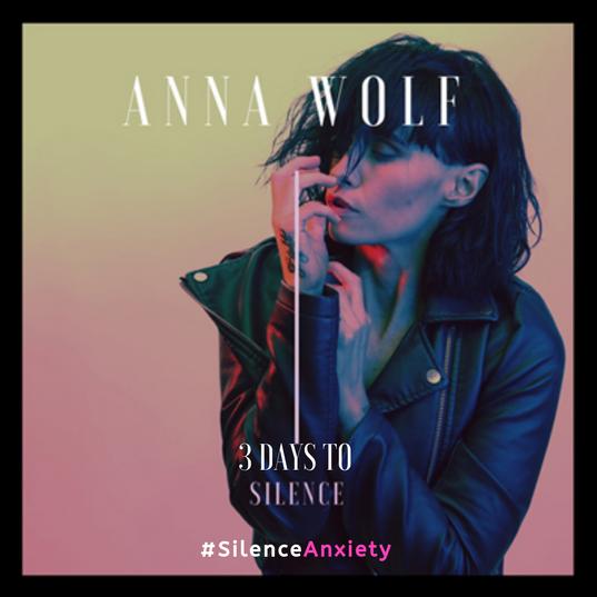 Anna Wolf Silence Single Artwork