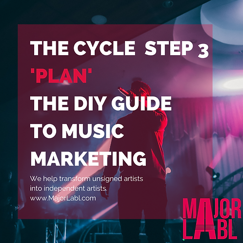 How To Plan To Release Music