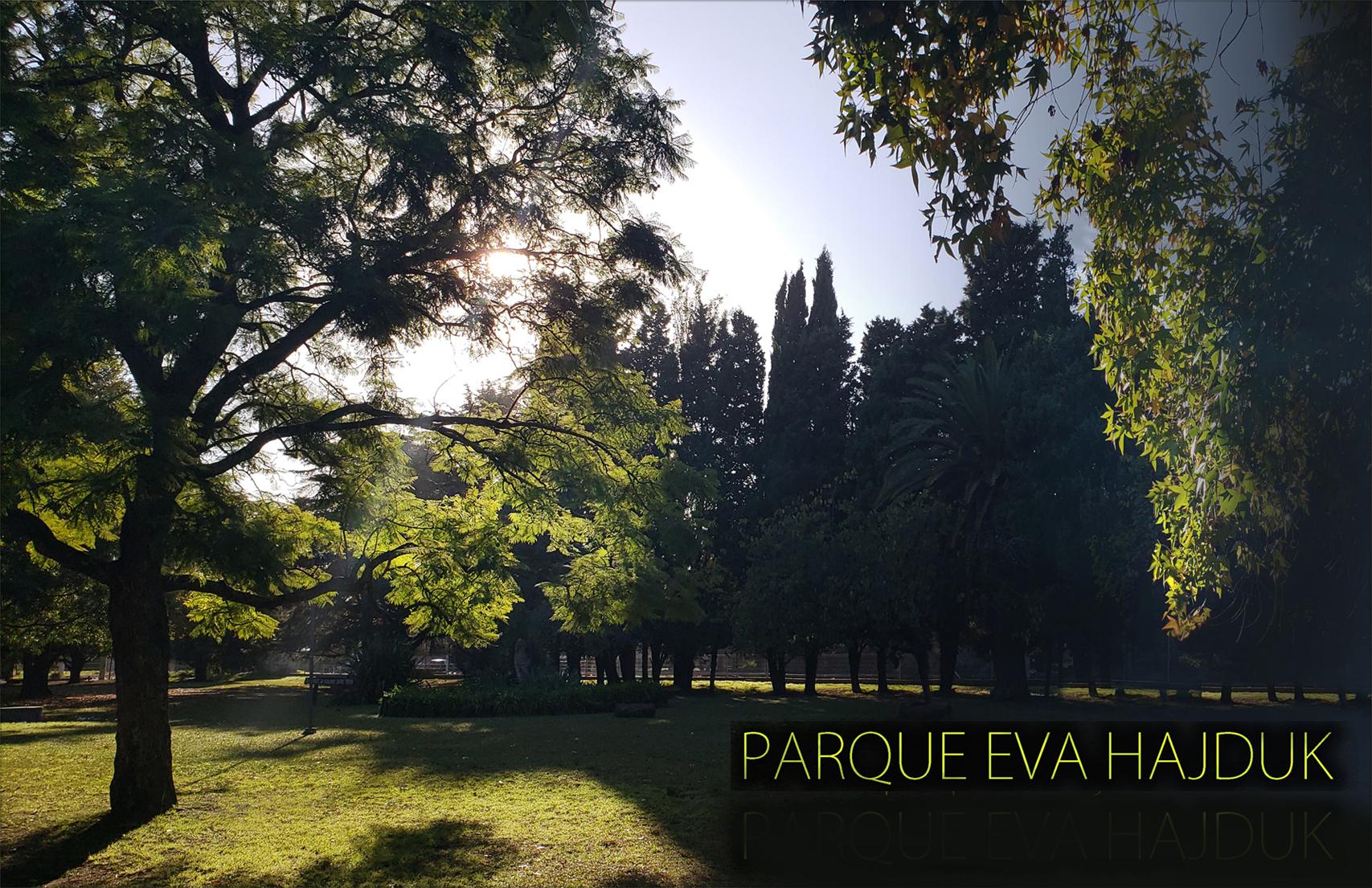 parque Eva Hajduk