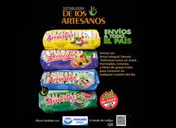✅Libres de gluten ARROCITAS, GALLETAS DE ARROZ INTEGRAL YAMANI SIN TACC