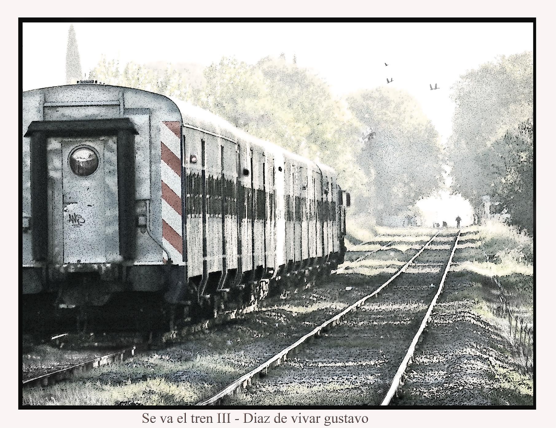 Se va el tren