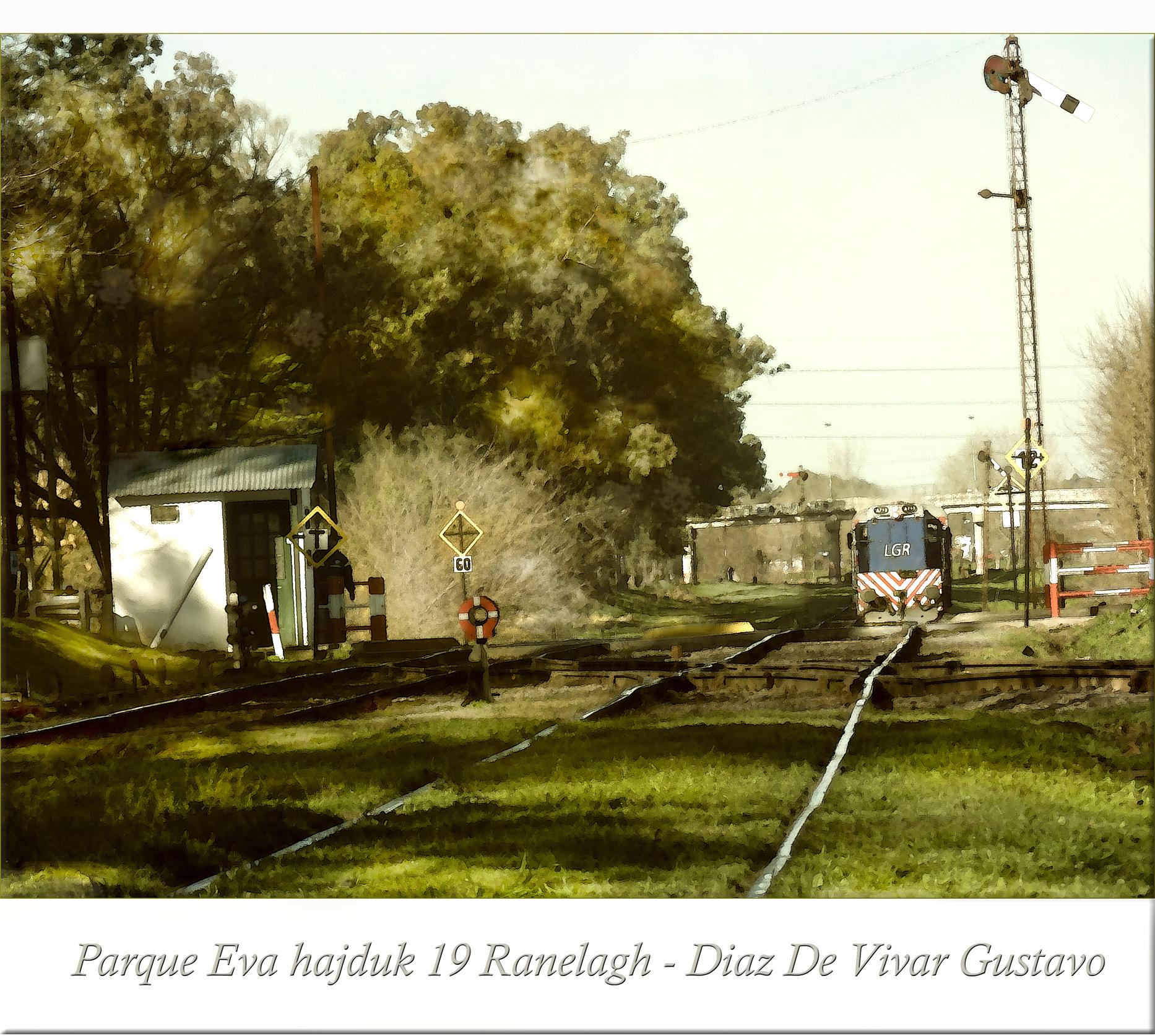 Parque Eva hajduk  Ranelagh - Diaz De Vivar Gustavo