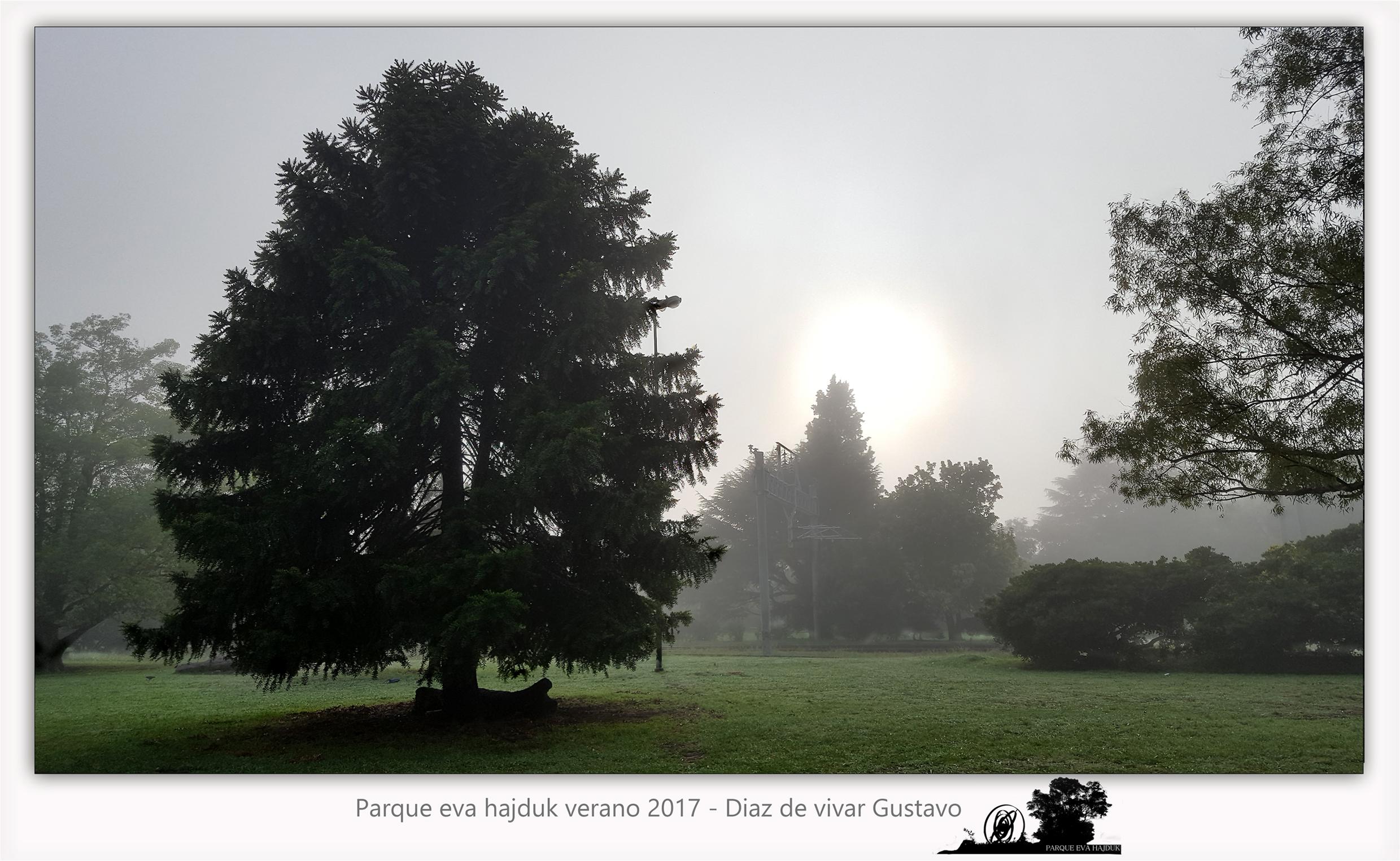 Parque eva hajduk verano 2017 - Diaz De Vivar Gustavo
