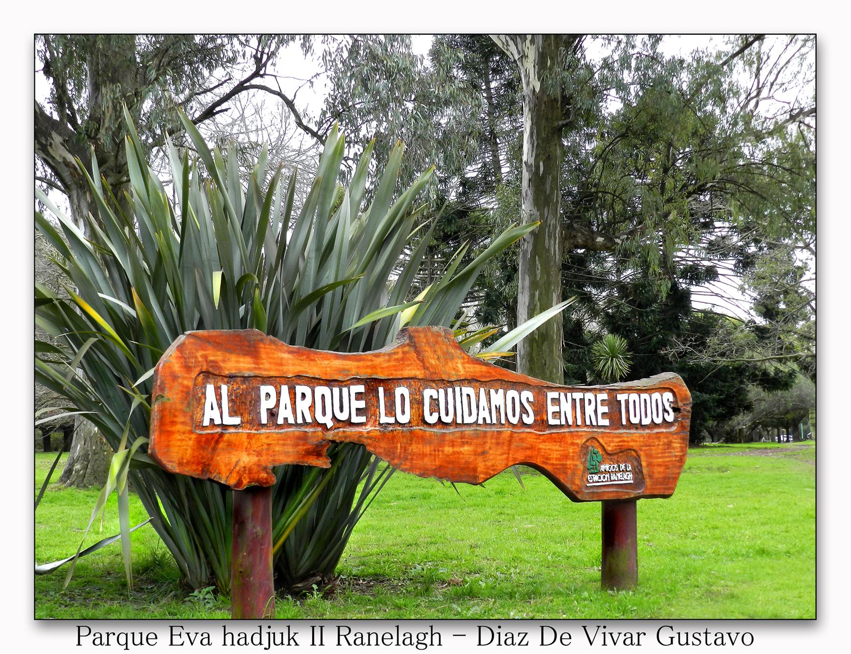 Parque Eva hadjuk Ranelagh  II  - Diaz de vivar gustavo