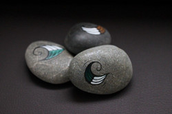 Tattoo comfort stones