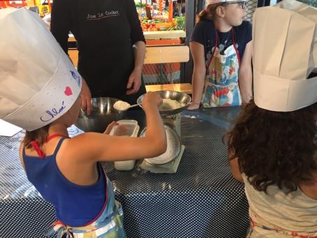 Atelier petit Chef Salé