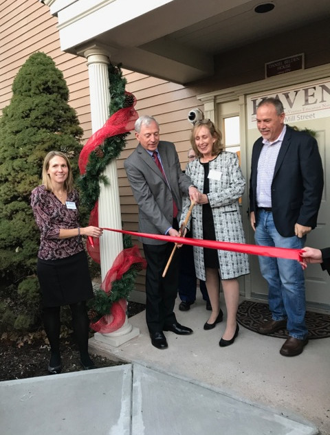 Ribbon Cutting Ceremony at Open House 2017