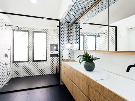 ¿Cómo crear baños modernos y atemporales?