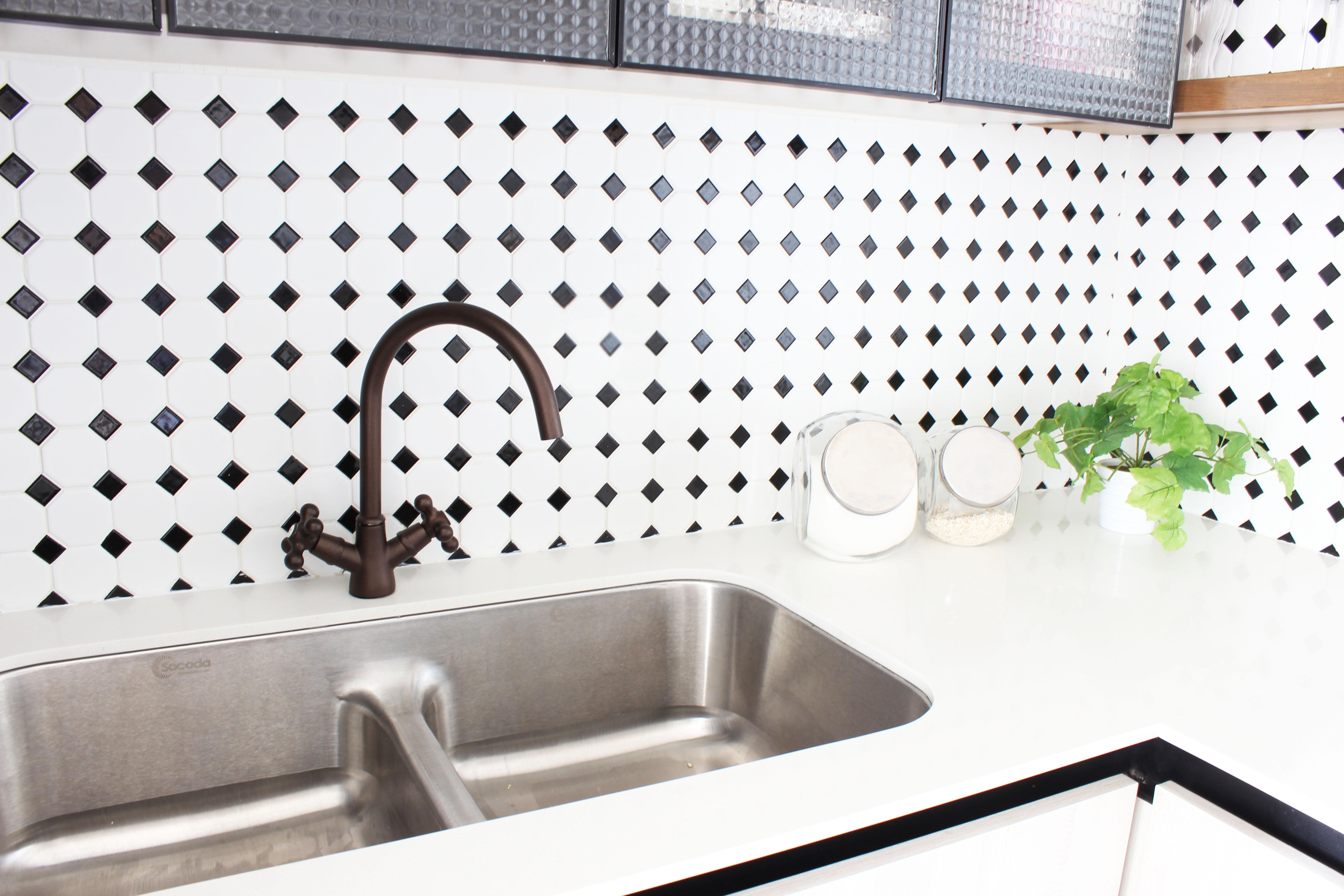 Mezclador de lavaplatos