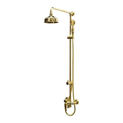 Oro ducha externa monocontrol con teleducha