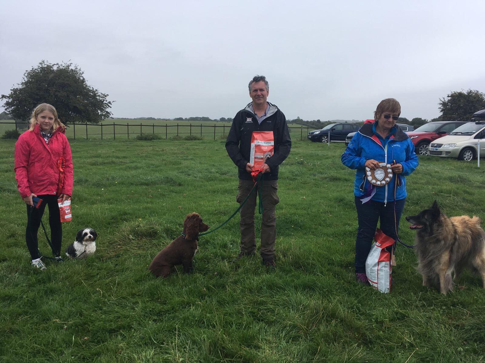 2017 Ewelme Fun Dog Show Winners