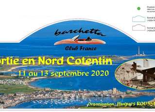 NORD COTENTIN Les 11/12/13 Sept 2020