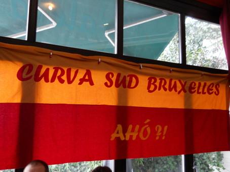 """Il Roma Club """"Bruxelles Ahò?!"""": non ufficiale, per ospitare tutti"""