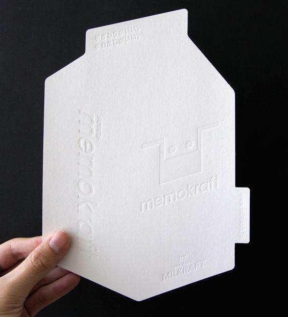 inspiration from memokraft by milkraft