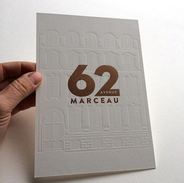 inspiration from badcass letterpress