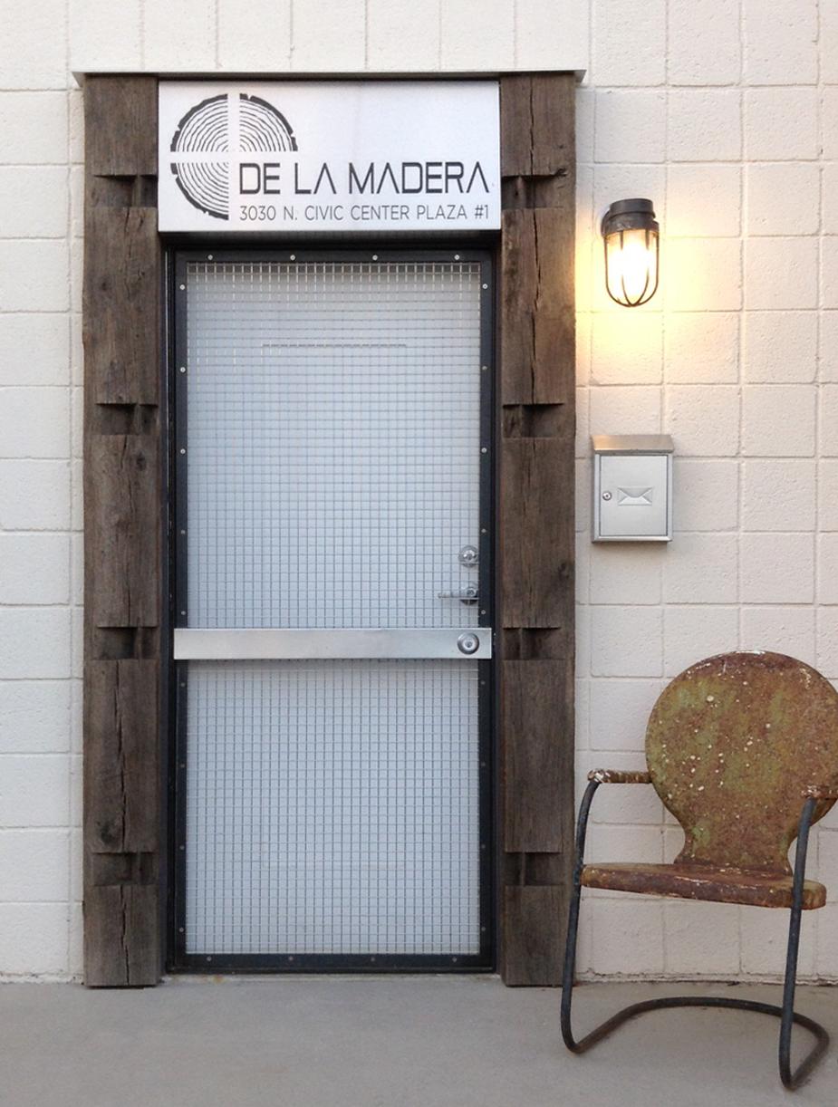 DLM Office Door