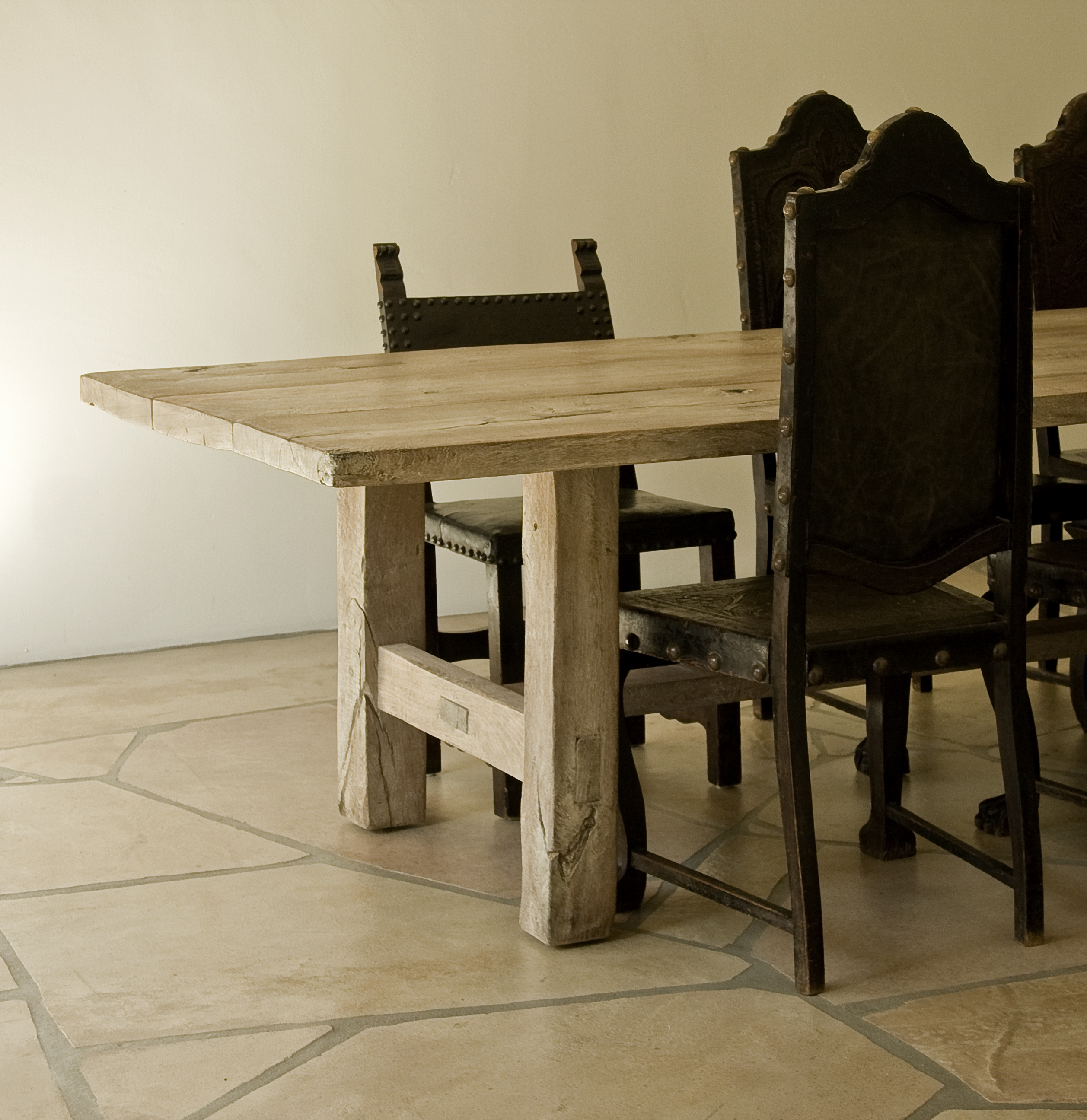 Weathered Mesquite Table