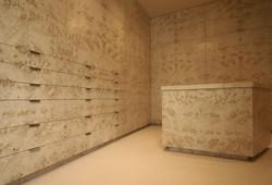 Mappa Burl Veneer Closet