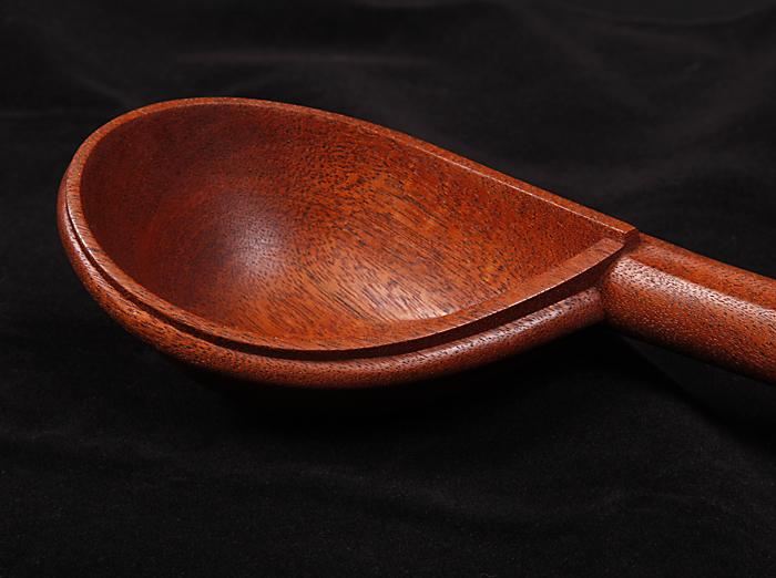 Mahogany Spoon