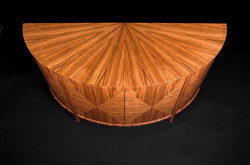 Tineo Cabinet Top View