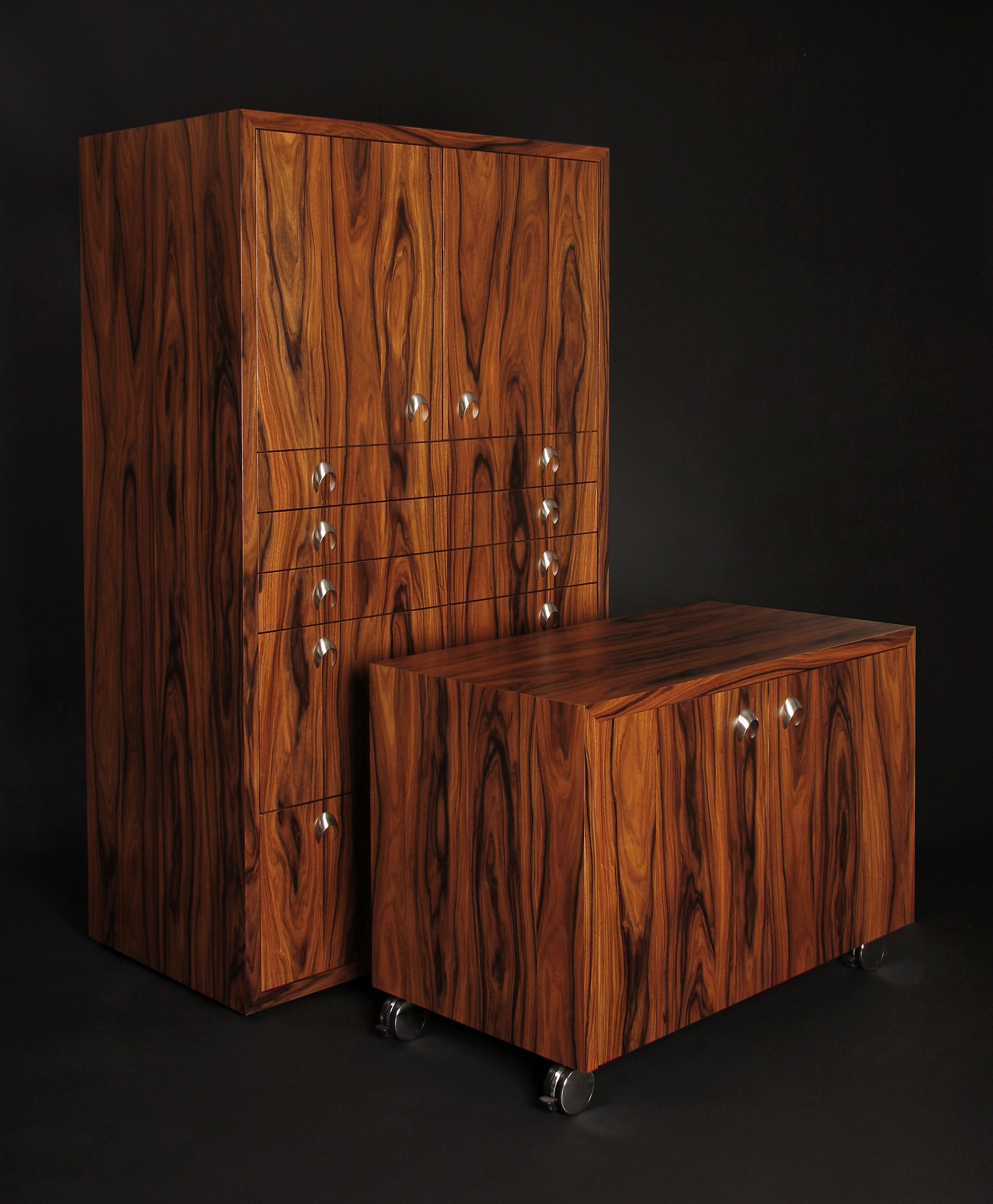 Pau Ferro File Cabinets
