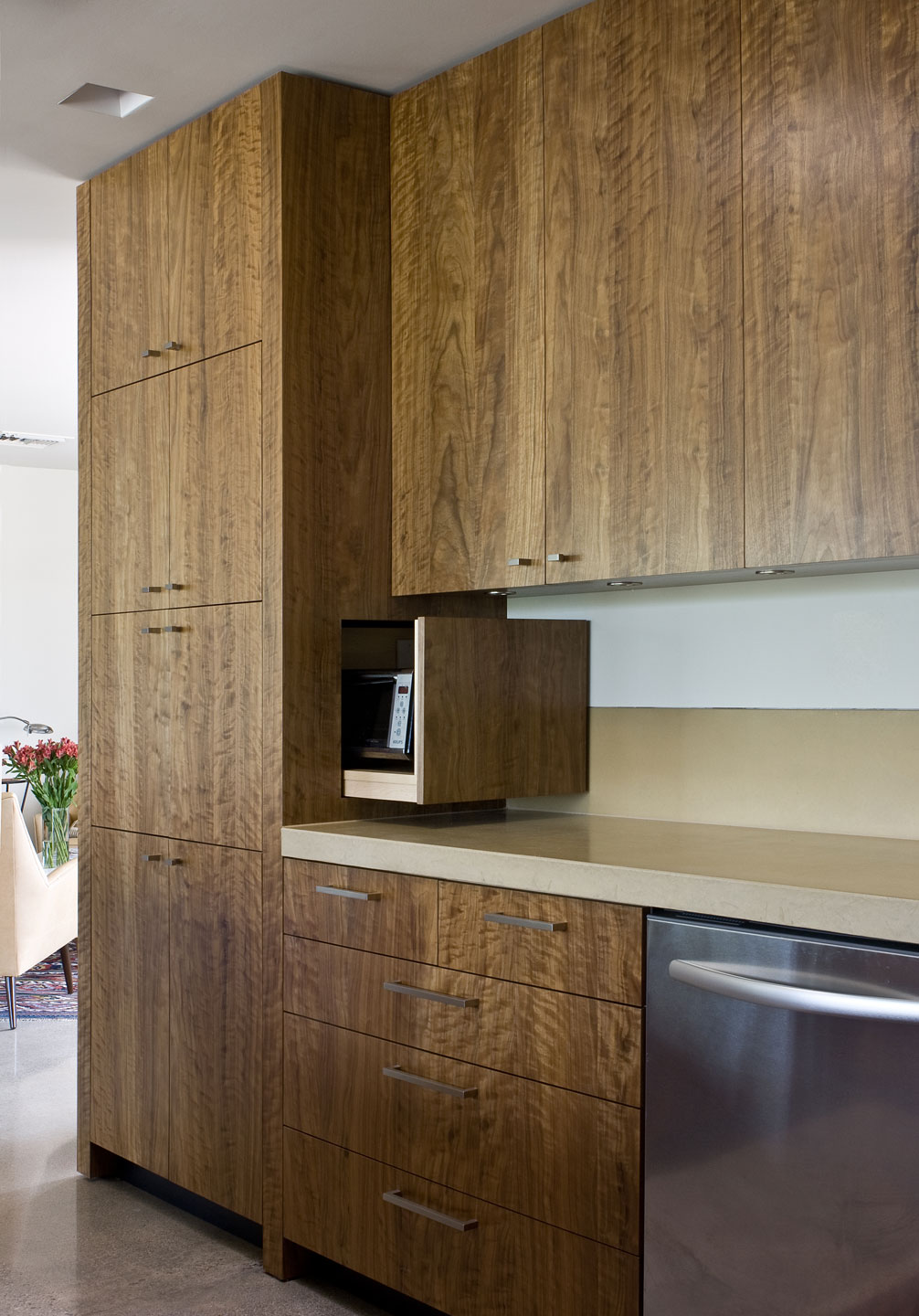 French Walnut Kitchen