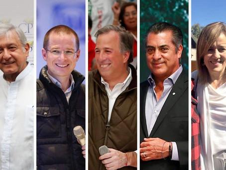 Campañas sensatas y constructoras de paz para México