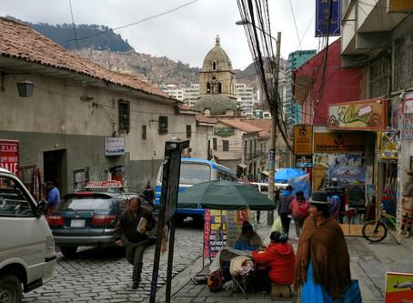 La resiliencia urbana en La Paz, Bolivia