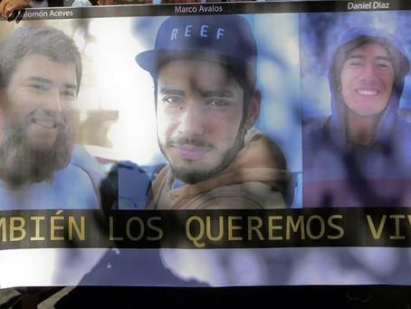 Desaparecidos, impunidad, descomposición e incertidumbre