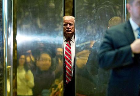 Cien días de realidad para Donald Trump