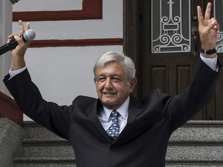 """Oficial, AMLO presidente electo. La cuenta regresiva para el """"México mejor"""" comienza"""